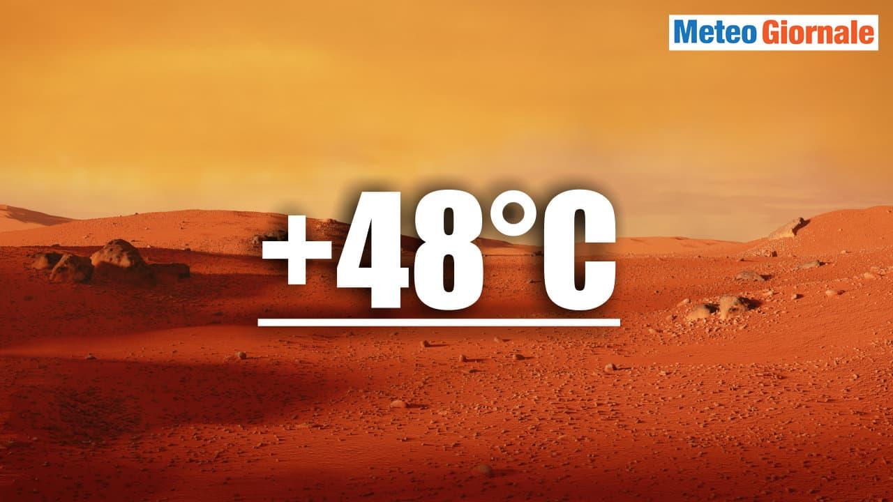 meteo con ondata di calore 1 - Meteo, il GHIBLI, la Tempesta di Caldo dal Sahara fa rotta su Italia. Temperature atroci