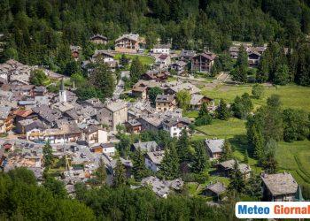 Meteo variabile da Aosta.