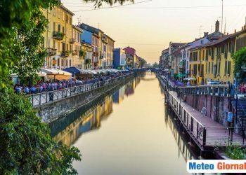 Cambiamento meteo per Milano, con la possibilità di temporali.