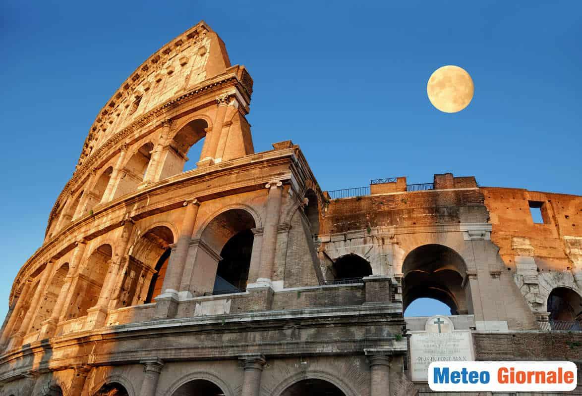 meteo locale 01007 1 - Meteo ROMA: ondata di calore in aumento sino 40 gradi
