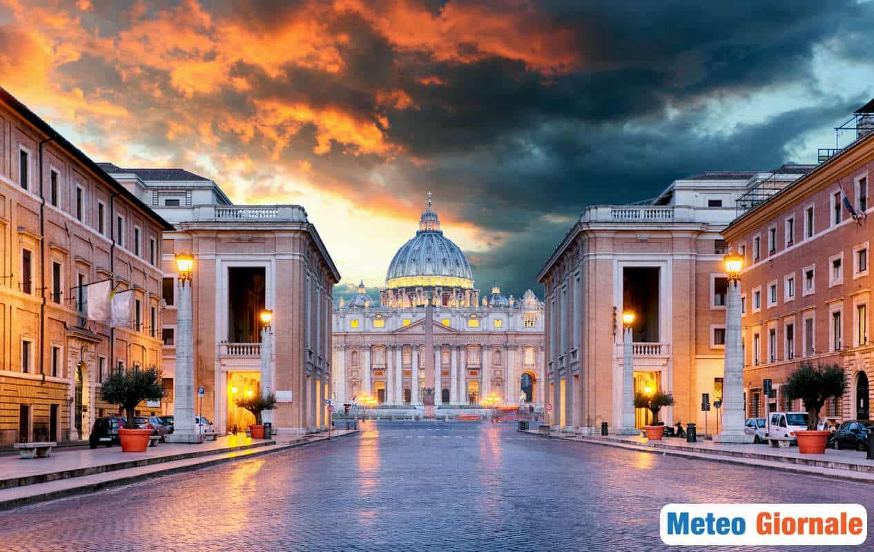 meteo locale 01746 - Meteo ROMA: caldo, temperature in aumento e afa