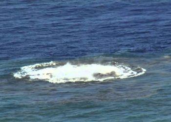 nuova isola nelloceano pacifico 350x250 - Nuova Isola nell'Oceano Pacifico destinata a sparire. Video