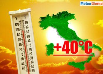 Impennata temperatura nei prossimi giorni