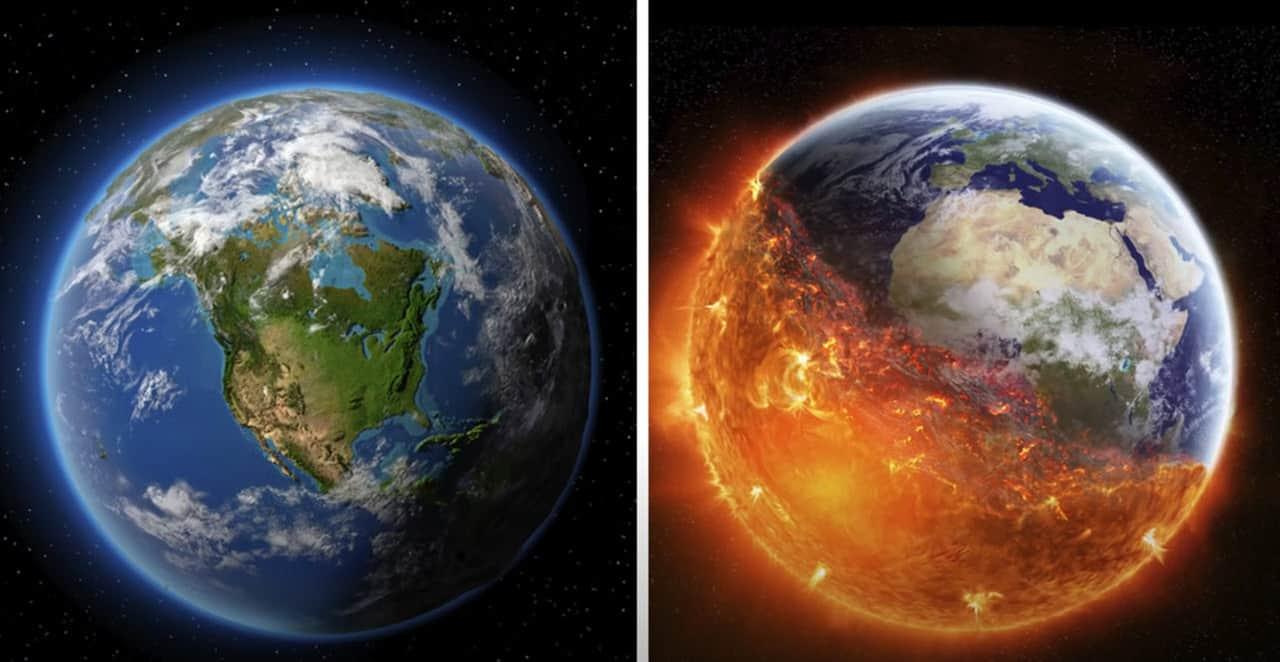 stephen hawking e la fine del mondo 1 - La fine del Mondo entro 200 anni. Le 7 previsioni di Stephen Hawking. Video