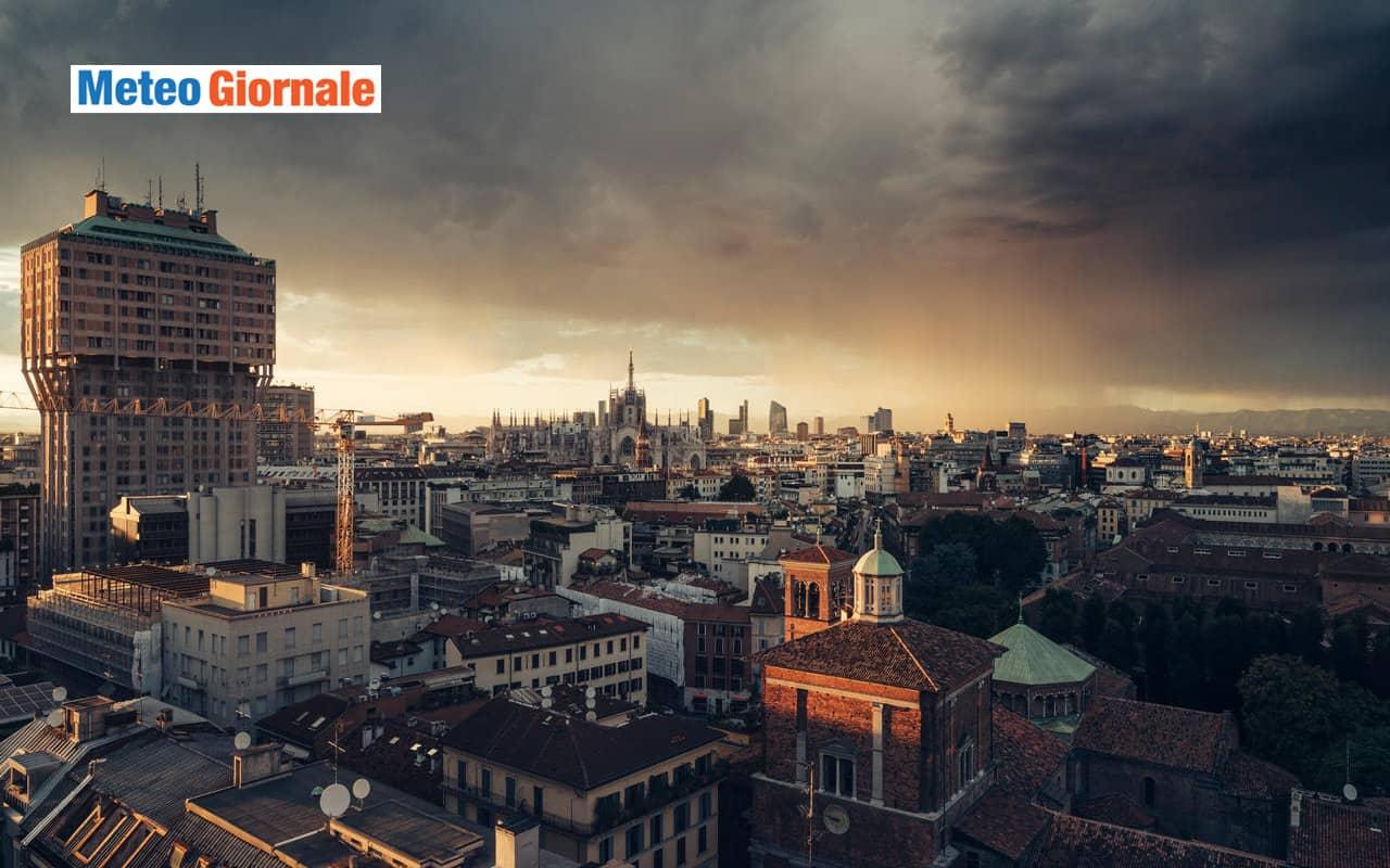 temporali luglio - Meteo in CRISI: raffica di temporali, e criticità anomala dell'Estate per l'Italia