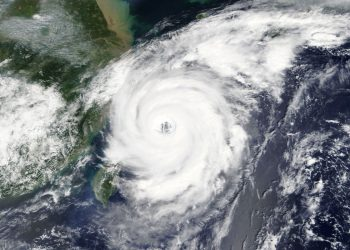 tifone cina
