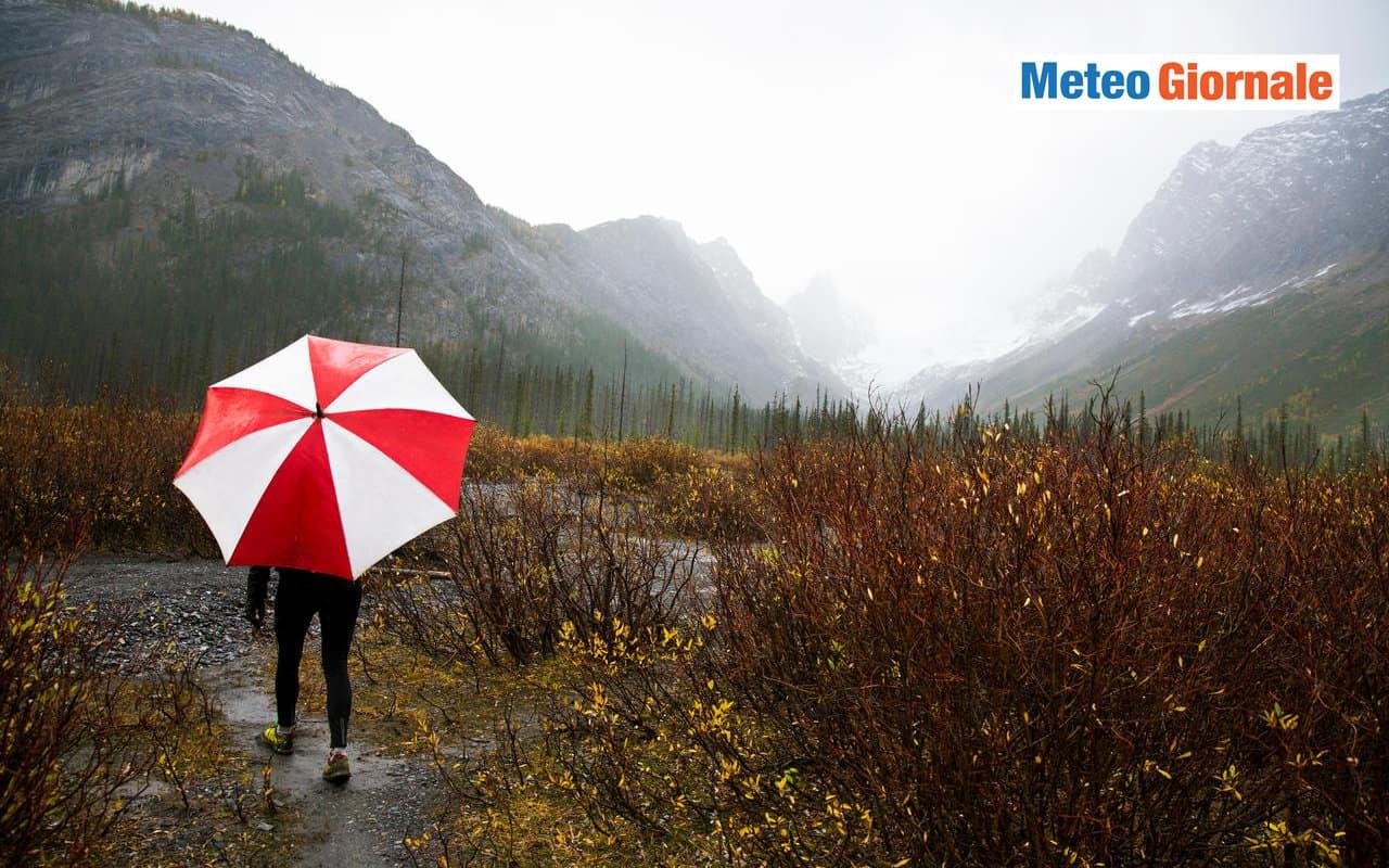 Autunno 1 - TURBOLENZE meteo di fine Estate: bella stagione stop