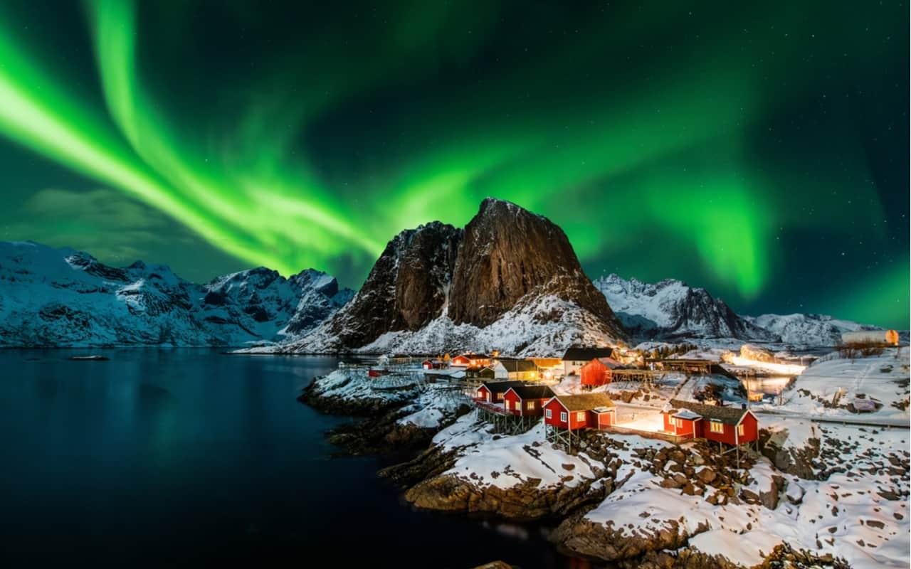 aurora boreale - Scoperto un nuovo tipo di Aurora Boreale