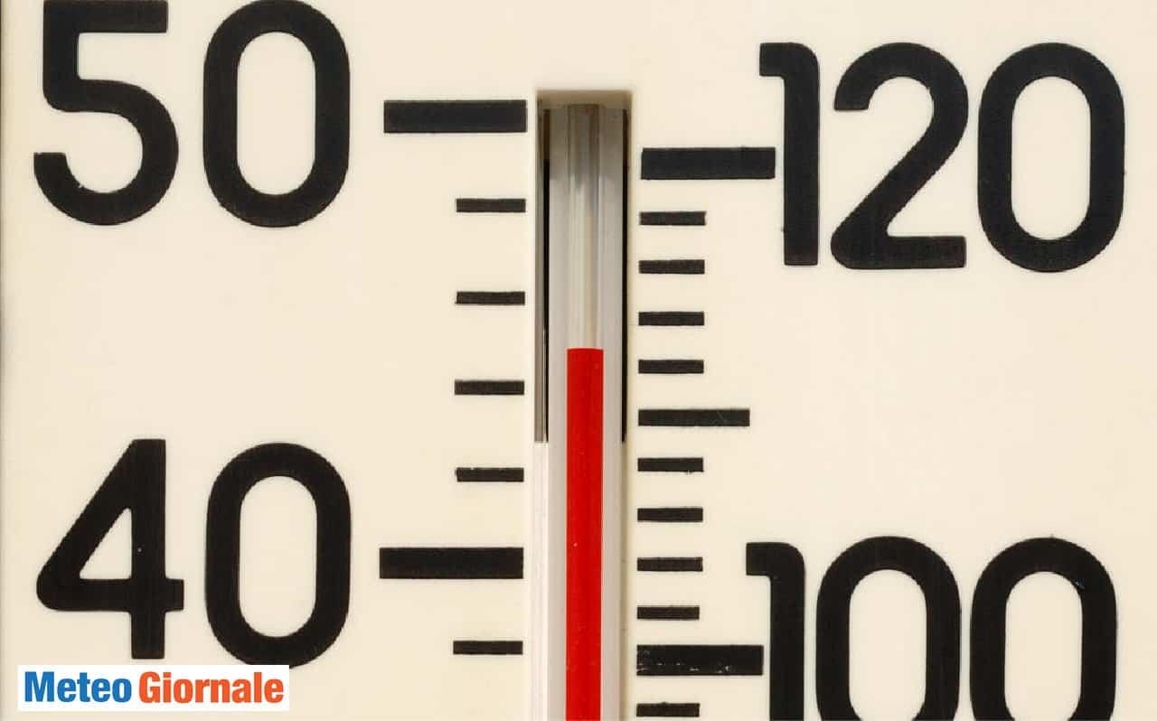caldo record 3 - Incubo ROVENTE alle porte: meteo che peggio di così non si può