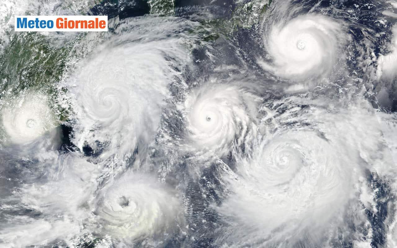 ciclone - Rischio CICLONI mediterranei: il meteo estremo dell'Autunno