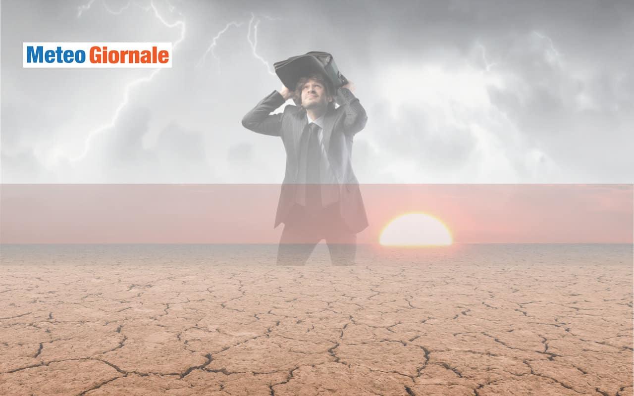 estremizzazione meteo - FOLLIE meteo climatiche, ne abbiamo le tasche piene