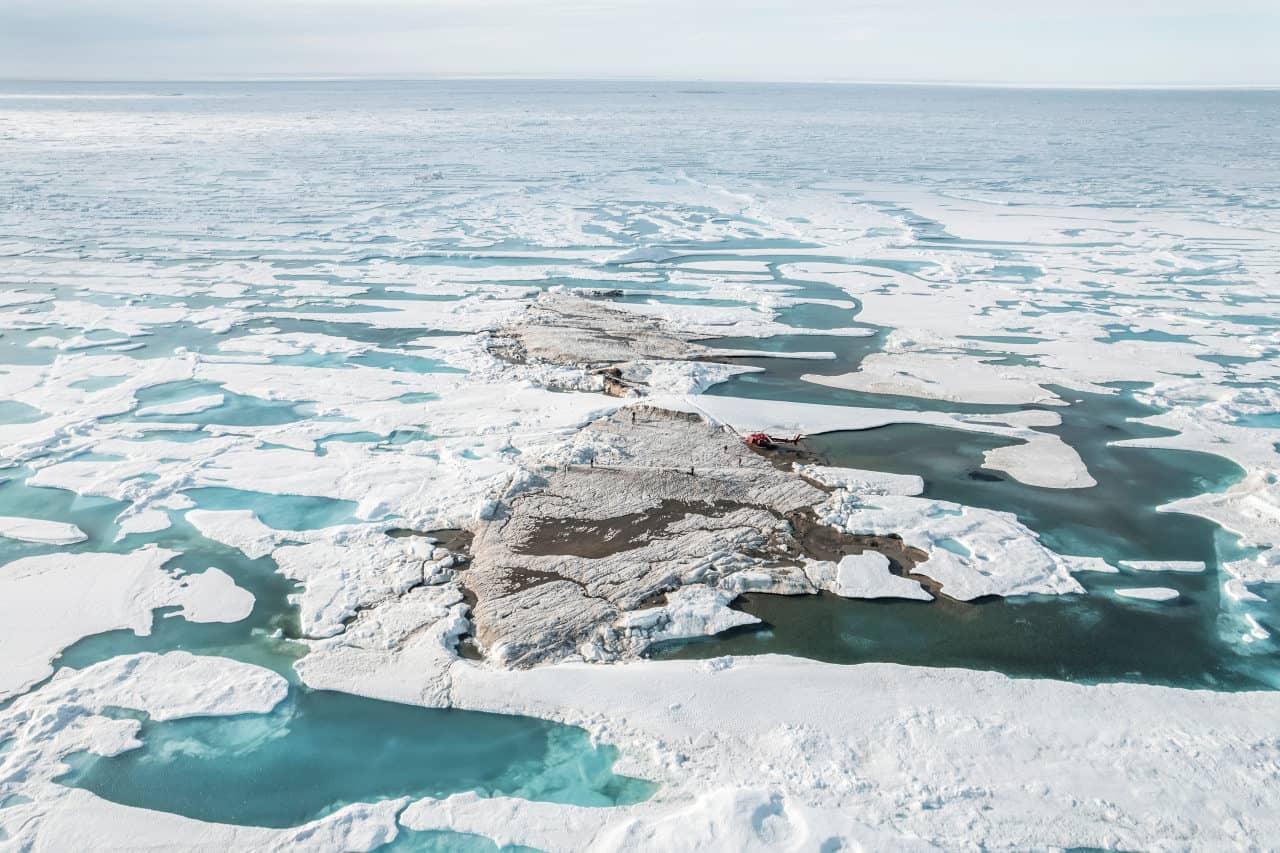 isola nuova scoperta - Scoperta l'isola più a nord del mondo, ma tutto è avvenuto per caso