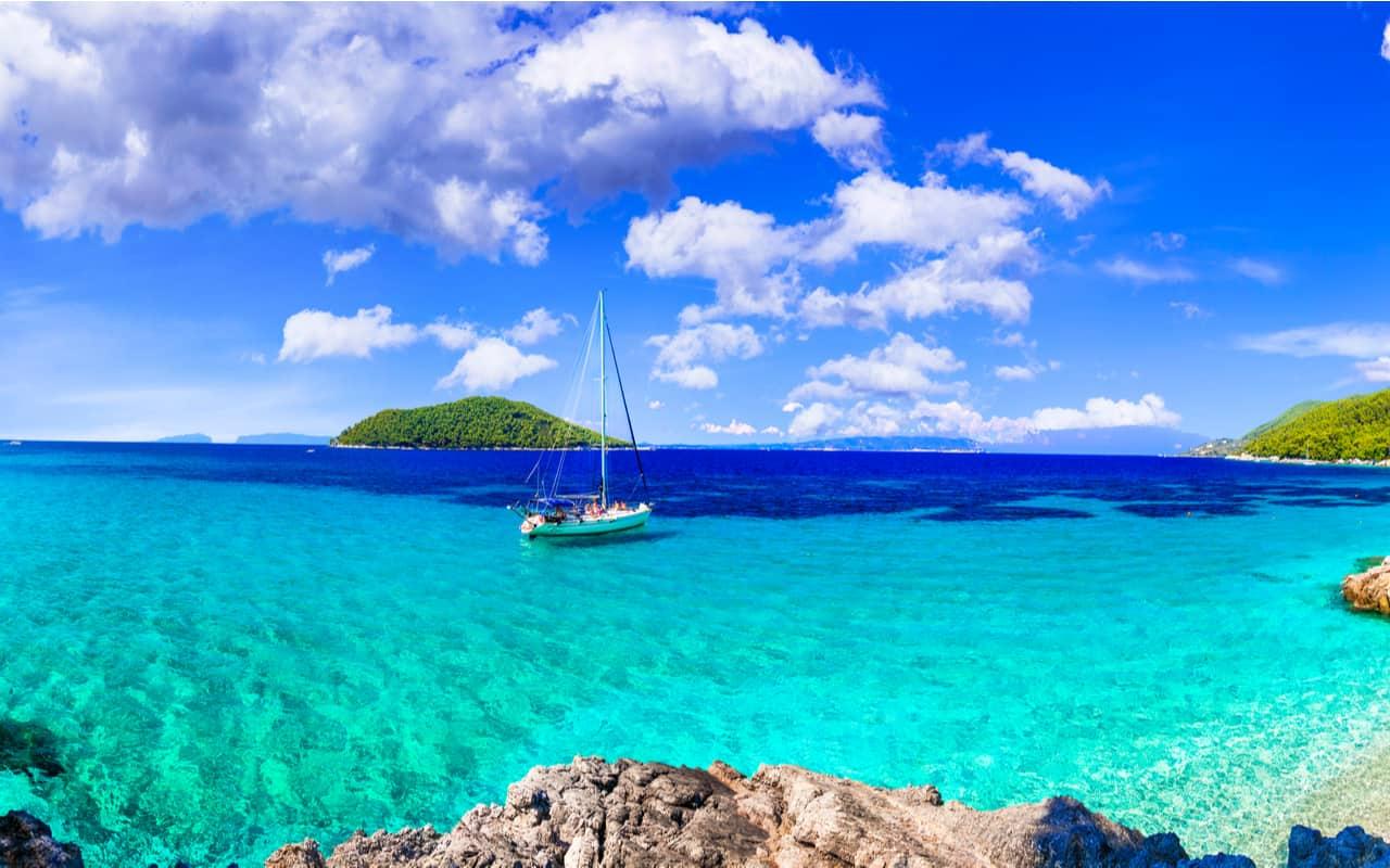 isole greche - Meteo estremo: 47 gradi in Grecia. Oggi il giorno più caldo del secolo