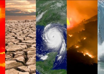 Luglio è stato il mese più caldo e di disastri meteo sul Pianeta