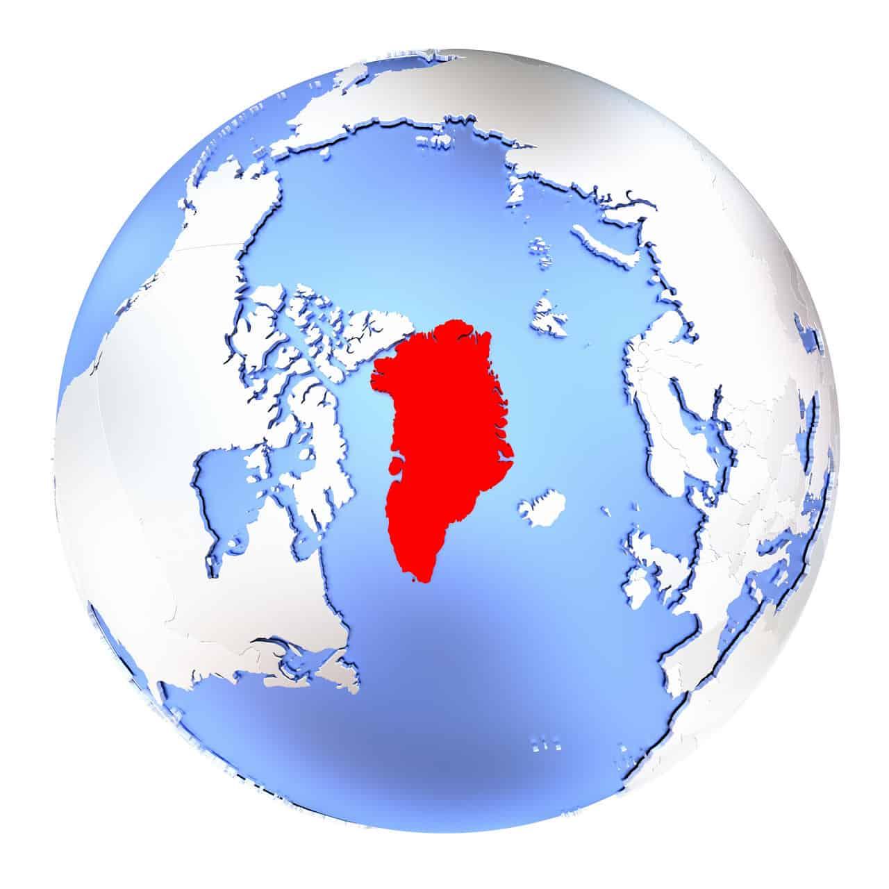 meteo 01904 - METEO incredibile in Groenlandia, è RECORD SCIOGLIMENTO dei ghiacci