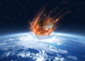 Terra vulnerabile a potenziali impatti di asteroidi
