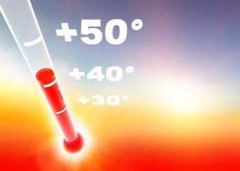Nuovi eccessi di caldo in arrivo