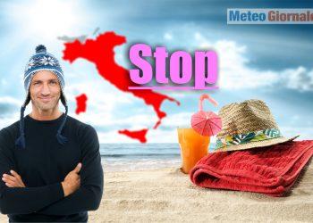 meteo con stop estate agosto