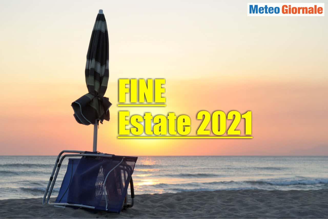 meteo di fine estate aeronautica militare - Meteo Aeronautica sino al 12 settembre 2021: fine Estate meteorologica