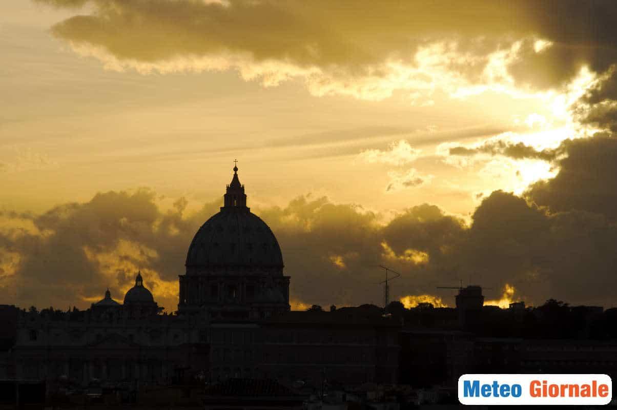 meteo locale 01019 - Meteo ROMA caldo di forte intensità. Temperature da record