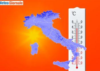 meteo settembre ondate di calore