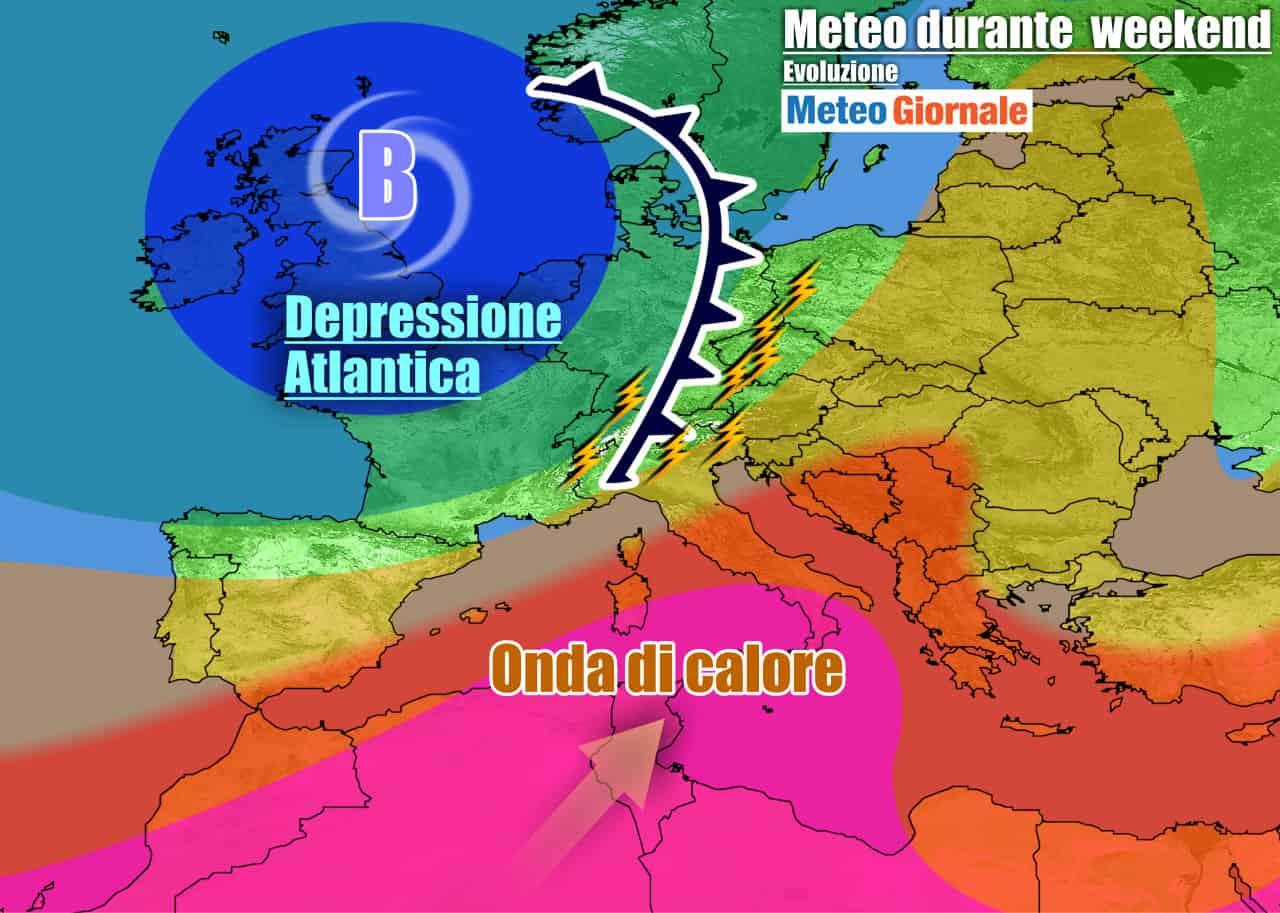 meteogiornale previsioni 7 giorni 4 - METEO 7 Giorni. CALDO dal SAHARA arroventerà l'Italia, più che mai