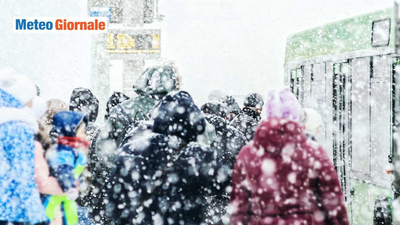 neve - FOLLI NEVICATE negli scenari meteo del prossimo Inverno