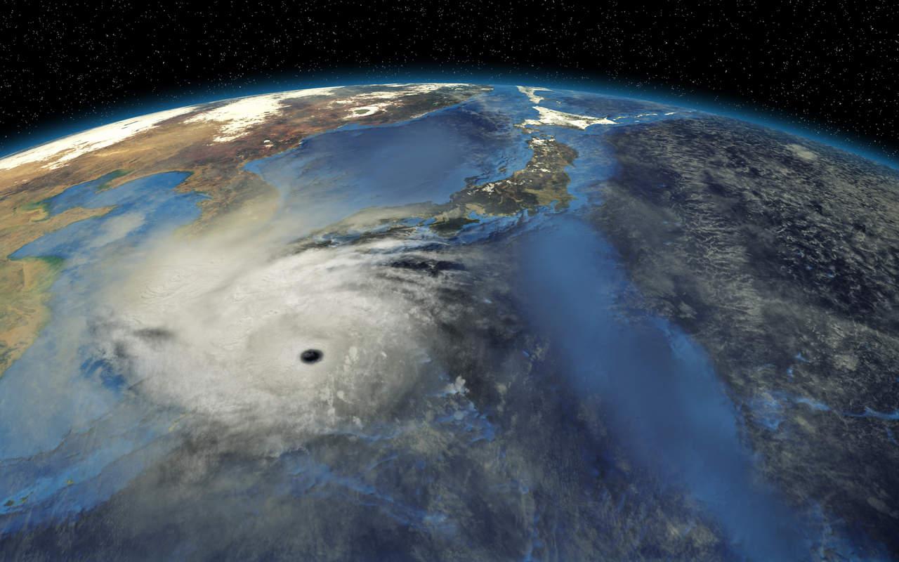 tempesta tropicale - Olimpiadi di Tokyo, meteo ostile, due tempeste tropicali verso il Giappone