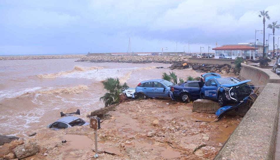 """alcanar - Meteo in Spagna, inondazioni devastanti. Mediterraneo """"bomba ad orologeria"""""""