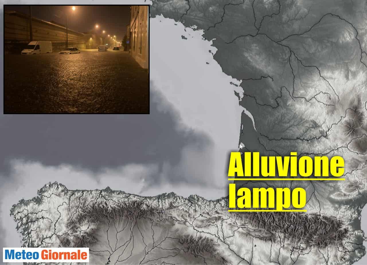 alluvioni lampo francia - Meteo Francia, alluvioni lampo. Inizia la stagione delle terribili alluvioni