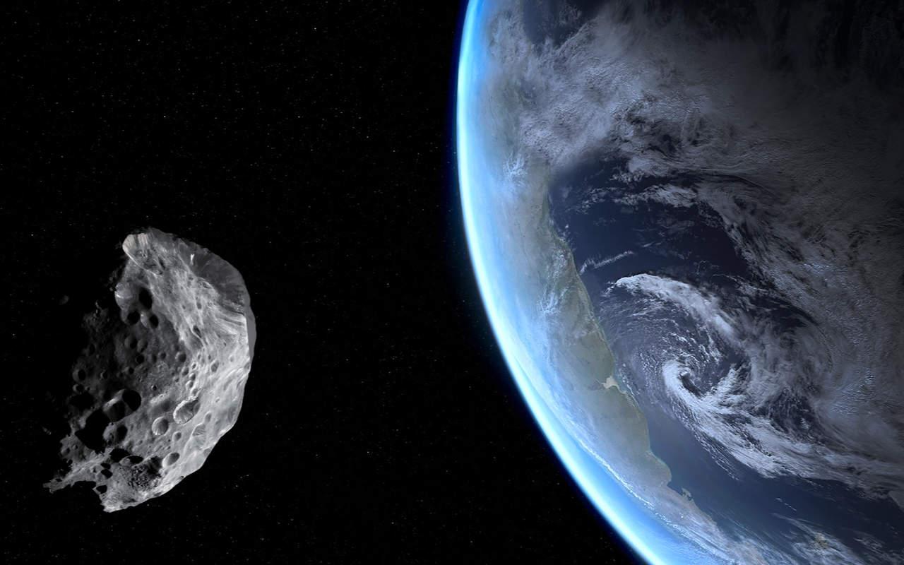 asteroide prossimo alla terra - Siamo stati sfiorati da un Asteroide. Il rischio impatto è stato elevato
