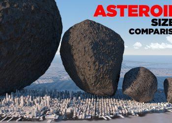 asteroidi vaganti nel nostro sis 350x250 - Genesi di uno tsunami – maremoto. Video del NOAA