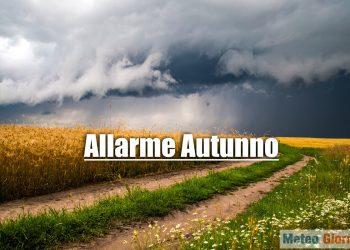 autunno esplosivo maltempo 350x250 - METEO GIORNALE, previsioni meteo, scienza, astronomia, geologia