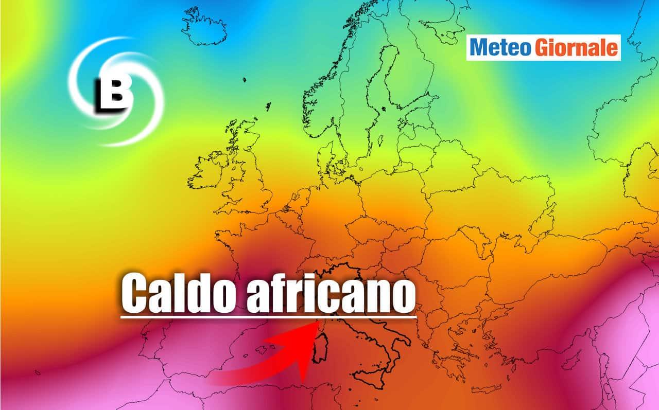 caldo ottobre 1 - CALDO anomalo TROPICALE anche nel METEO di inizio ottobre