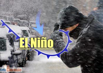 El Niño, eventi meteo più estremi.