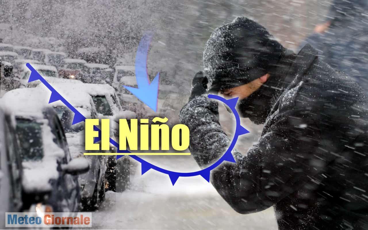 el nino e meteo estremo - El Niño, con i cambiamenti climatici aumento di frequenza del meteo più estremo