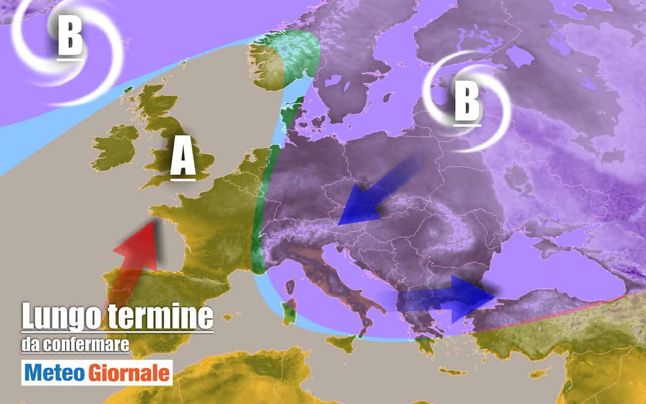 lungo termine domenica 3 - Meteo Italia all'11 ottobre: accelerazione dell'AUTUNNO