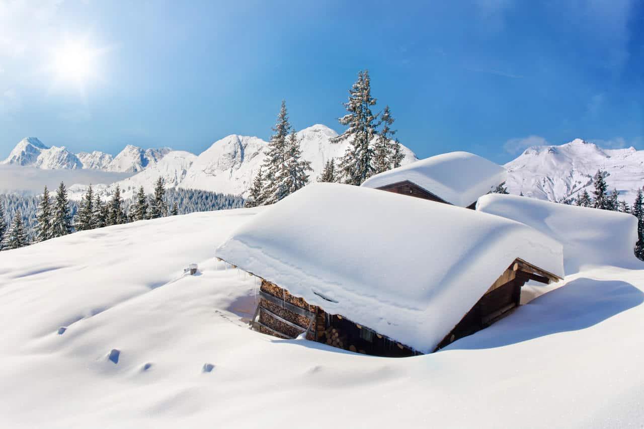 meteo 10735 - Inverno 2021/2022, prime tendenze meteo meteo climatiche: neve in molte aree d'Italia