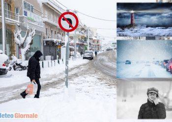 meteo invernale e vortice polare