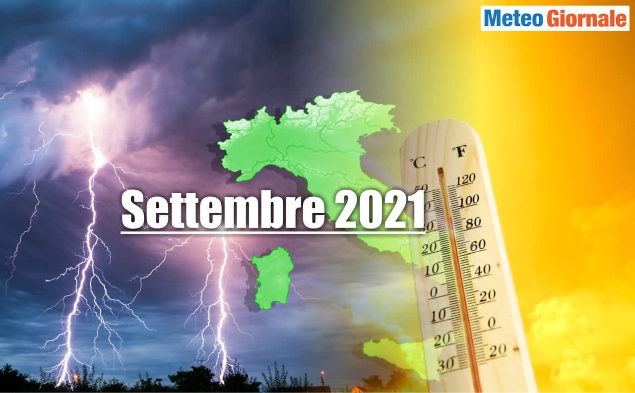 meteo settembre 2021 - Meteo di Settembre deturpato da una prossima nuova Ondata di Calore dall'Africa