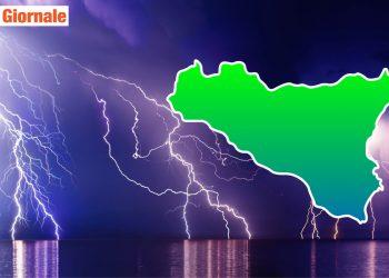 meteo sicilia temporali