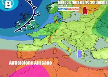 Fine Settembre meno caldo, ma ancora non autunnale sull'Italia