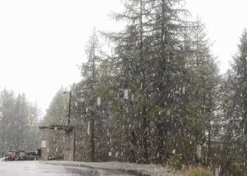 nevica a cervinia video meteo da 350x250 - Belgio, maltempo, ma sembra il finimondo. Fulmini, vento e grandine