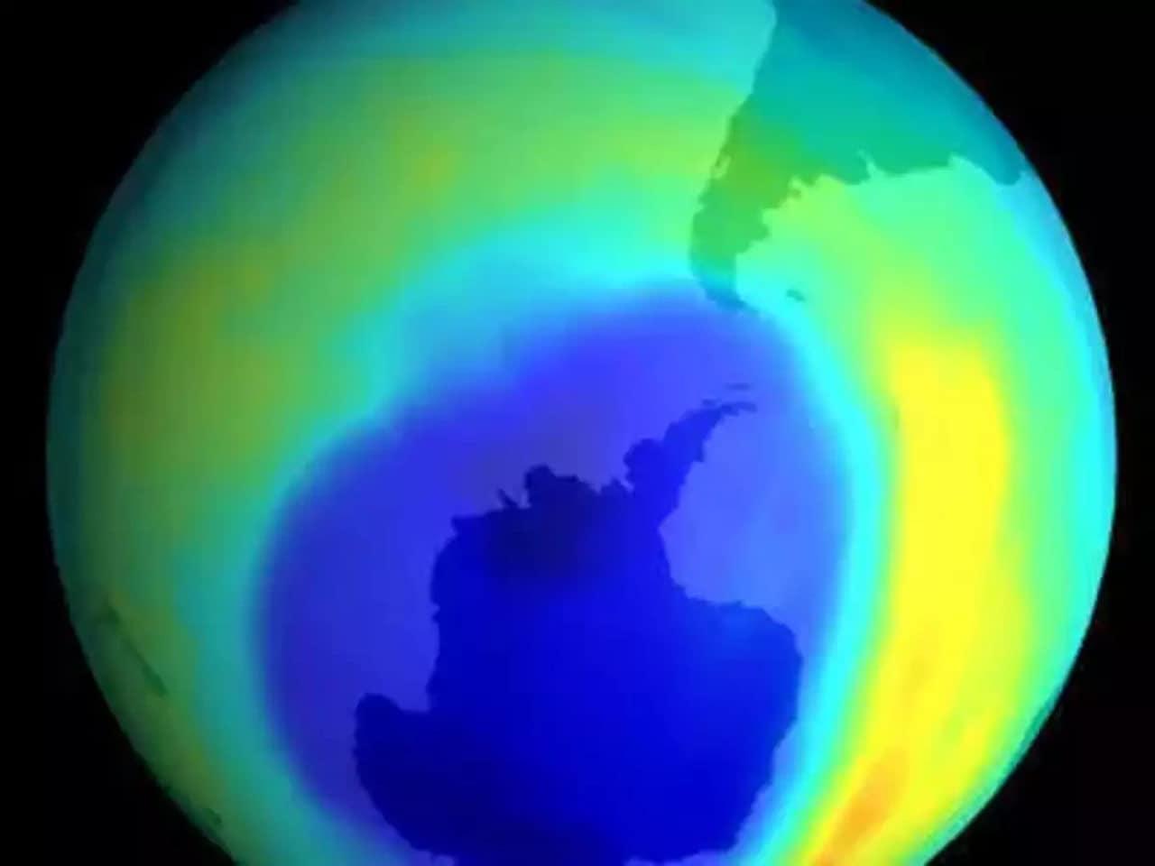 ozone hole - Buco Ozono in allargamento, di nuovo grandissimo. Che sta succedendo?