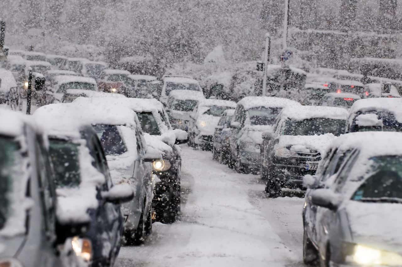 precoce neve scaled - NEVE a go go nell'Inverno 2021-2022: ipotesi meteo plausibile o fake news?