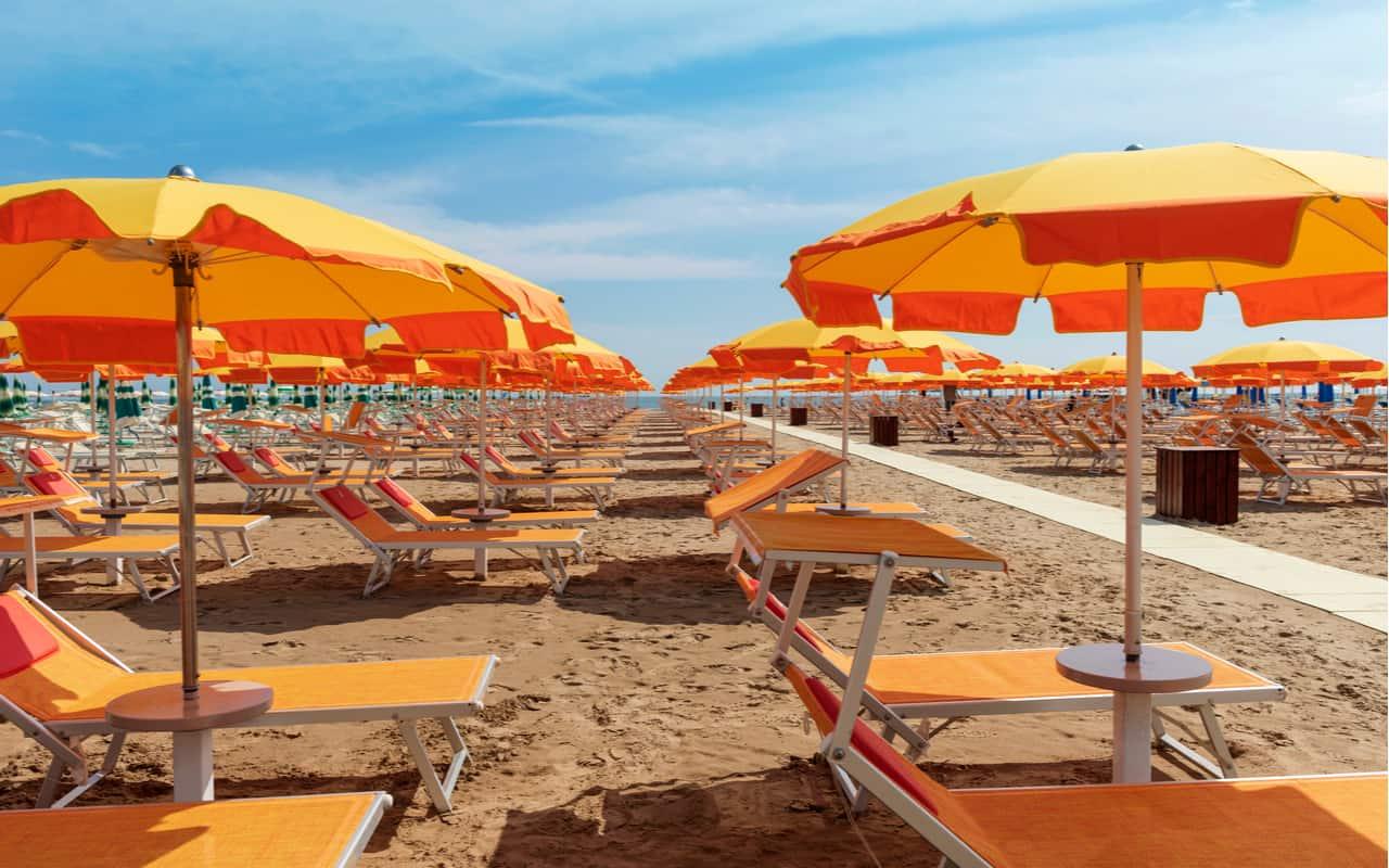 spiaggia settembre - Meteo di Settembre di piena Estate