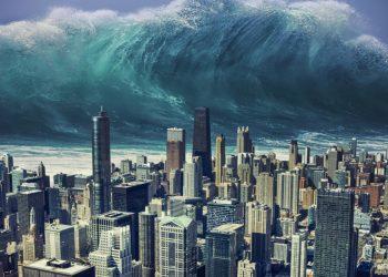 tsunami devastante