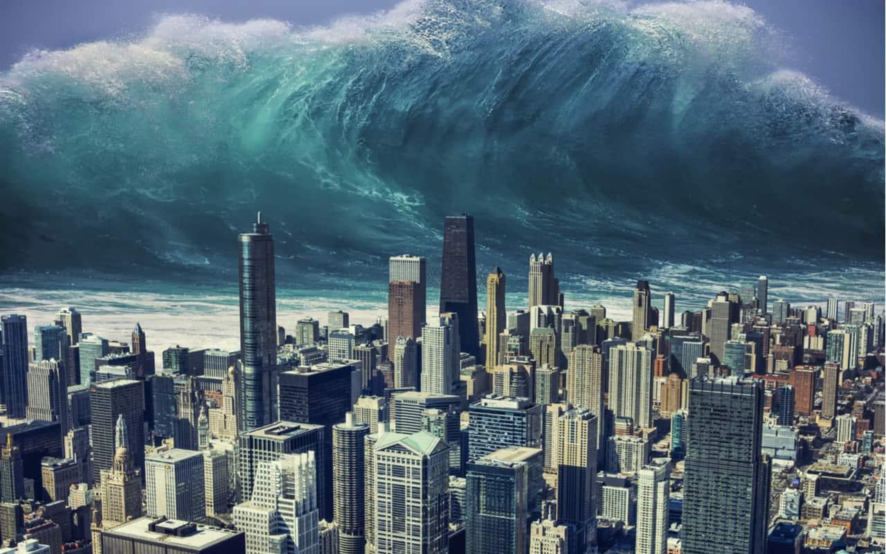 tsunami devastante - Canarie. Il rischio di un super maremoto che distruggerà decine di città