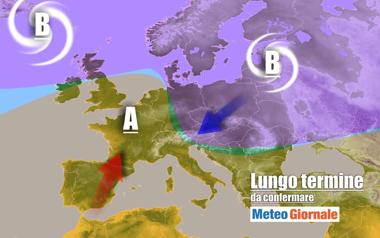 Lungo termine - METEO Italia al 16 Ottobre, l'OTTOBRATA è servita