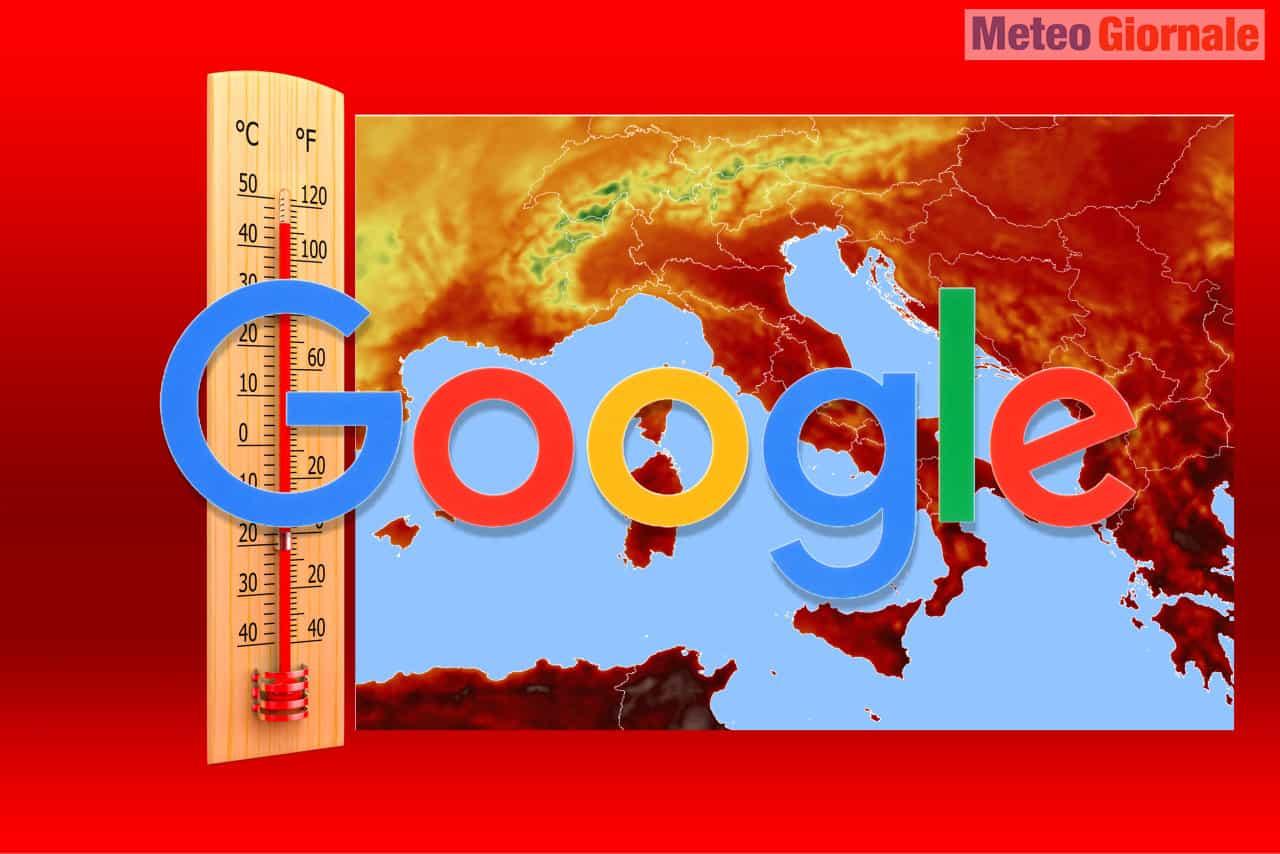 cambiamento climatico google interviene - STOP, Google decisione epocale per il cambiamento del clima
